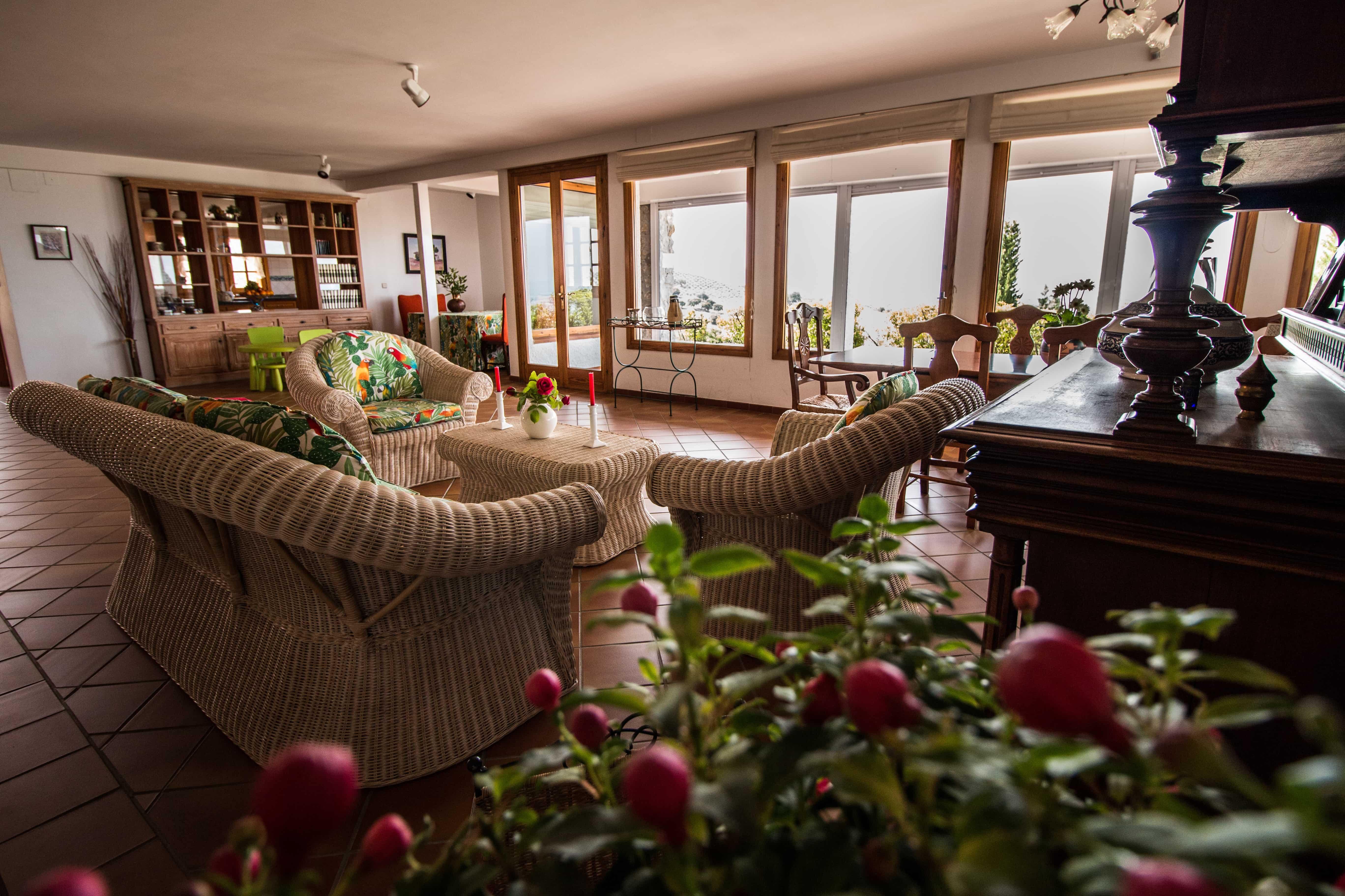 Home rental in Granada, Andalusia