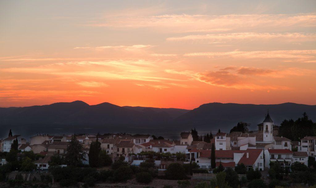 Luxury villa next to Granada
