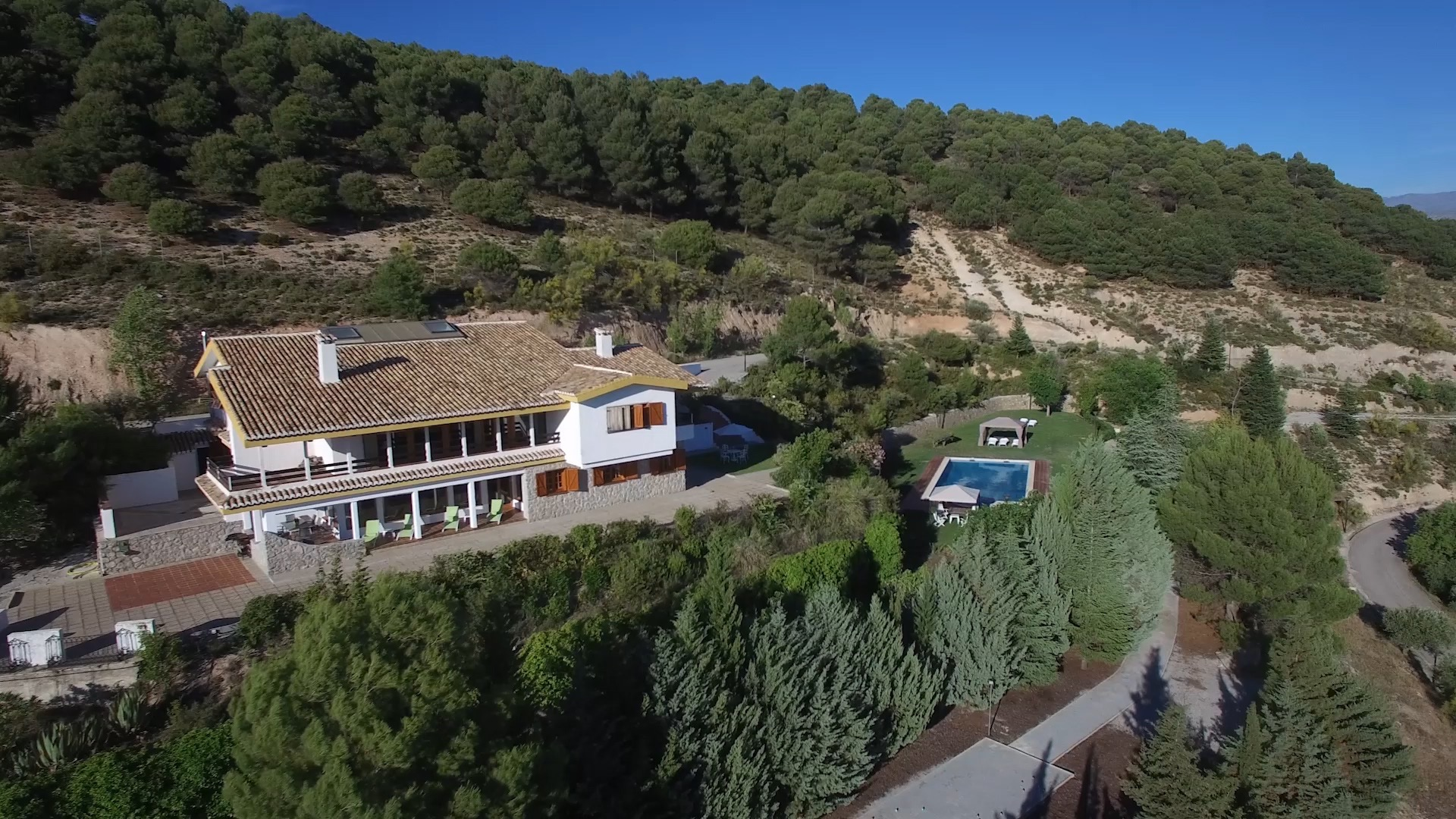 Home rental in Granada, Andalusia